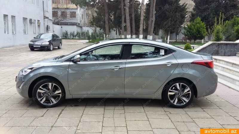 Hyundai Elantra 1.8(lt) 2015 İkinci əl  $23700