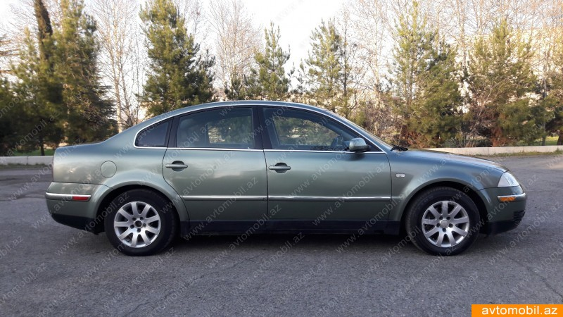 Volkswagen Passat 1.8(lt) 2001 Second hand  $4600