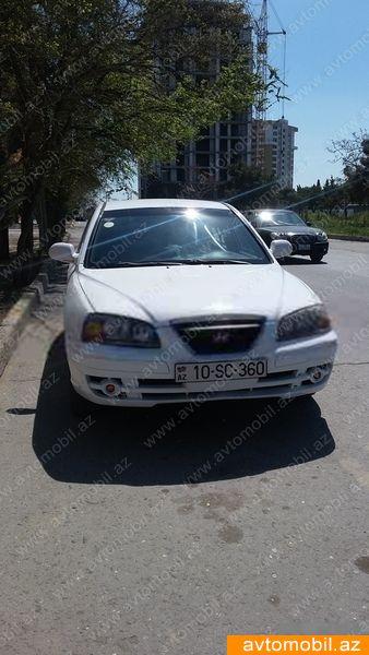 Hyundai Elantra 1.8(lt) 2006 İkinci əl  $4100