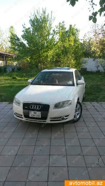 Audi A4 2.0(lt) 2005 İkinci əl  $4800