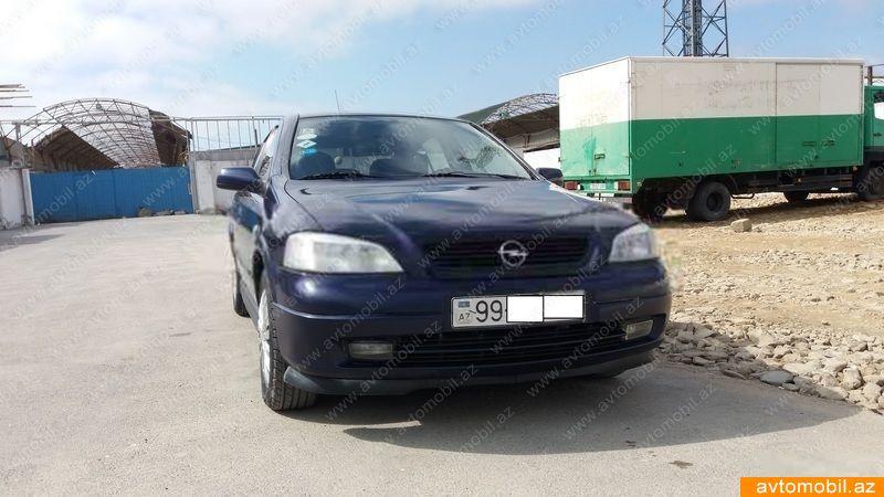 Opel Astra 1.8(lt) 1998 İkinci əl  $3400