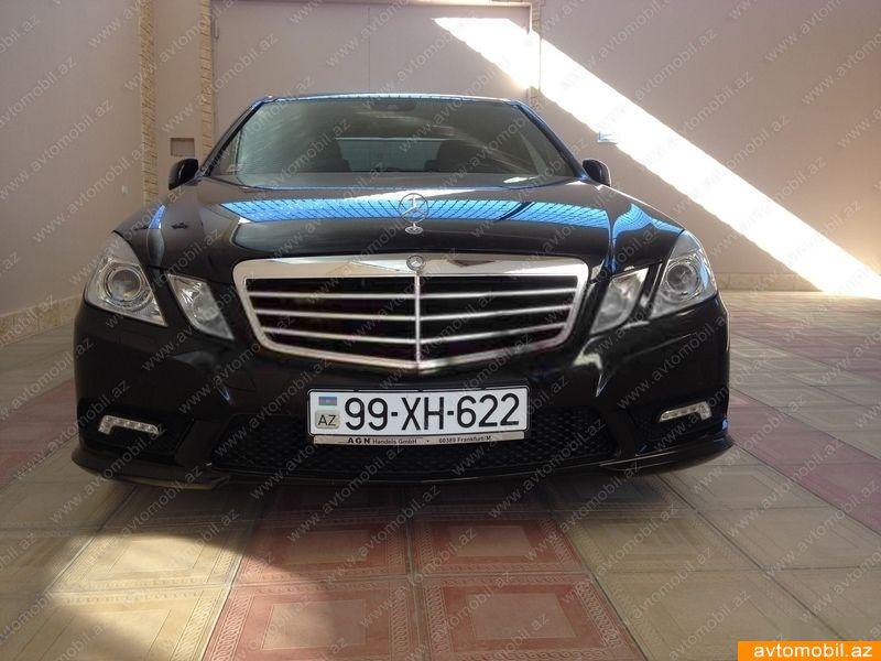Mercedes-Benz E 350 3.5(lt) 2010 İkinci əl  $22000
