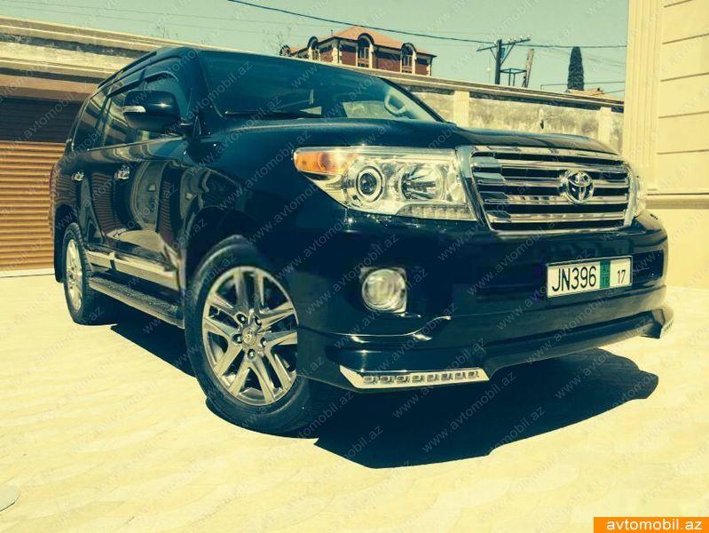 Toyota Land Cruiser 4.0(lt) 2013 İkinci əl  $42800