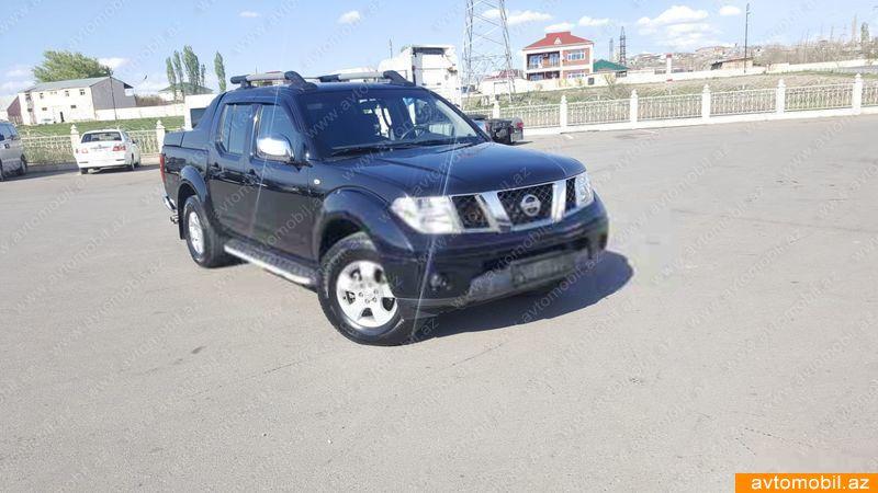 Nissan Navara 2.5(lt) 2012 İkinci əl  $15400