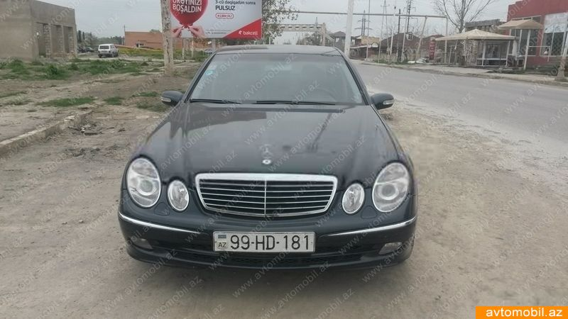 Mercedes benz e 220 second hand 2003 6500 diesel for Mercedes benz 2nd hand