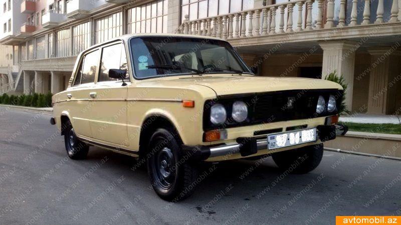 VAZ 2106 1.5(lt) 1986 İkinci əl  $1200