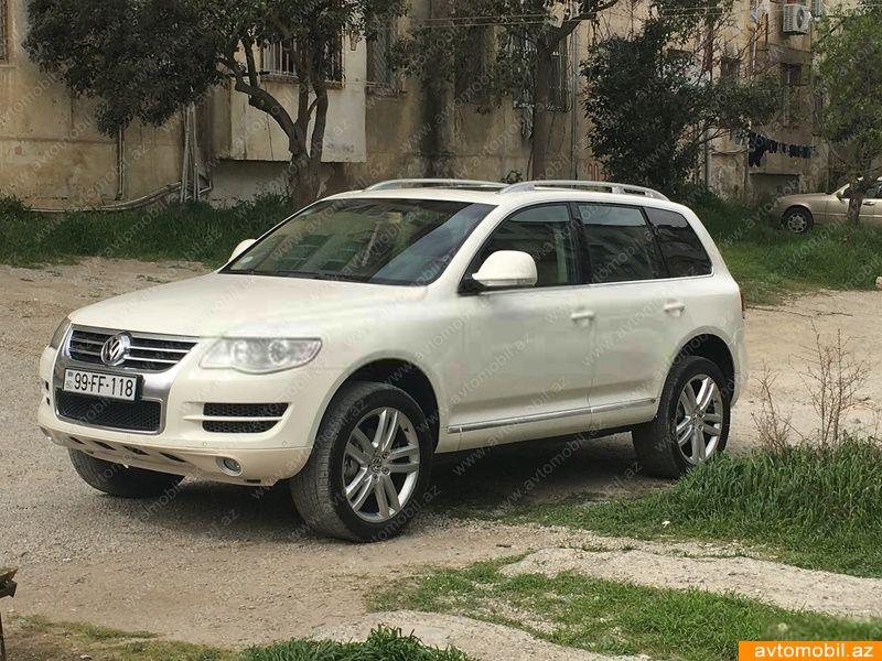 Volkswagen Touareg 3.6(lt) 2007 İkinci əl  $11300