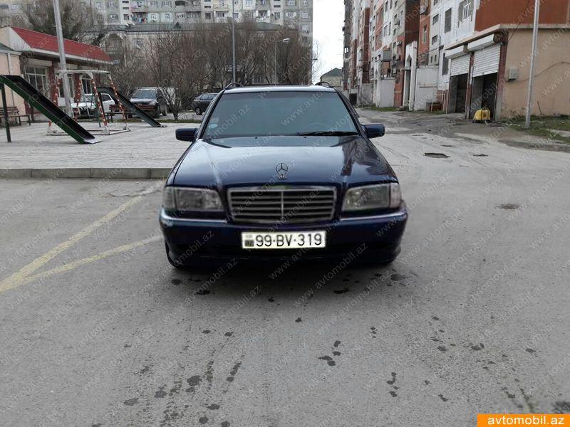 Mercedes-Benz C 220 2.2(lt) 1999 İkinci əl  $4300