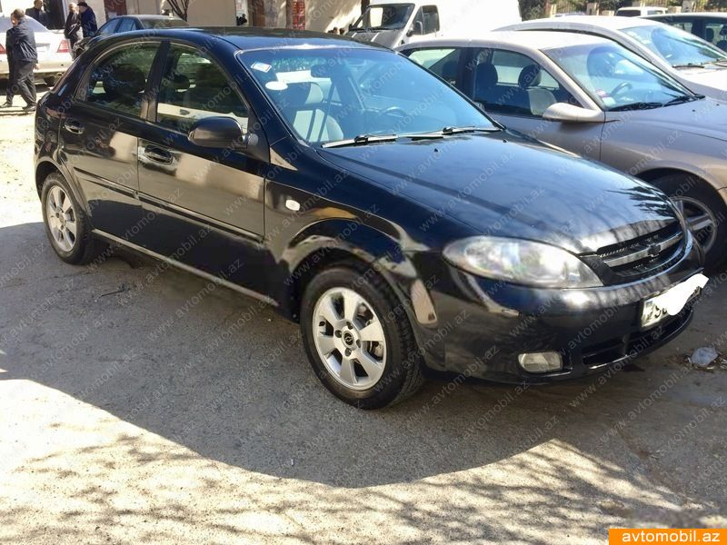 Chevrolet Lacetti 1.6(lt) 2008 İkinci əl  $3800