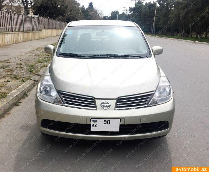 Nissan Tiida 1.6(lt) 2007 İkinci əl  $5200