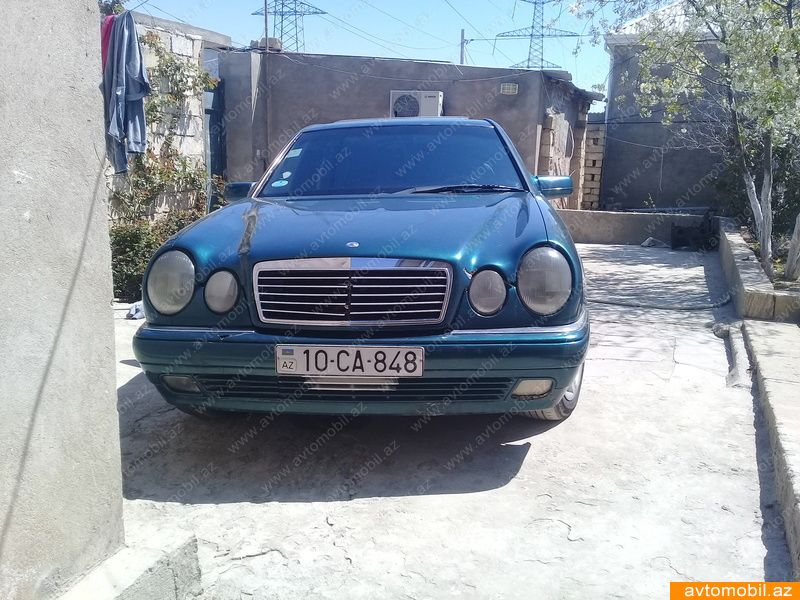 Mercedes-Benz E 220 2.2(lt) 1996 İkinci əl  $5400
