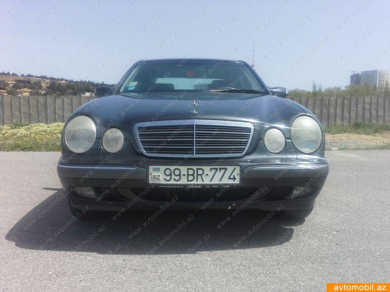 Mercedes-Benz E 220 2.2(lt) 1999 İkinci əl  $6800