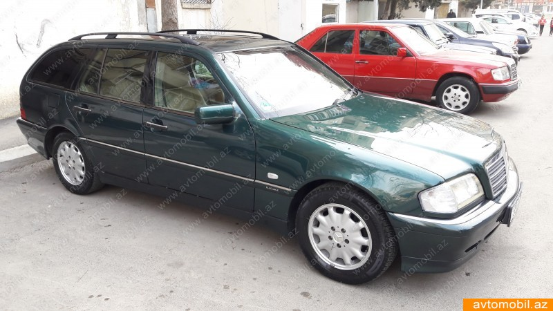 Mercedes-Benz C 200 2.0(lt) 1999 Second hand  $7700