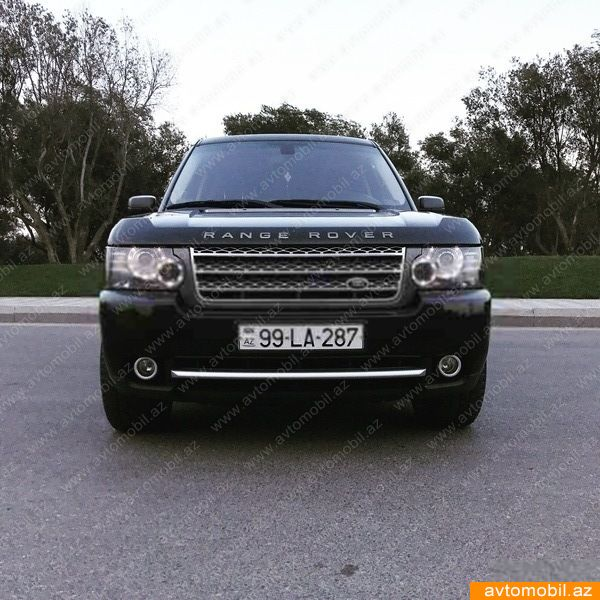 Land Rover Range Rover Second Hand, 2008, $24600, Gasoline