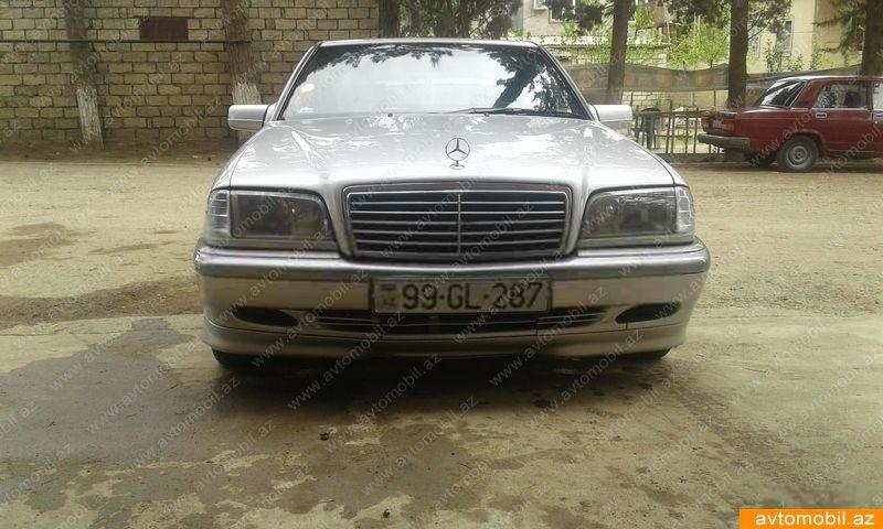 Mercedes benz c 220 second hand 2000 4700 diesel for Second hand mercedes benz