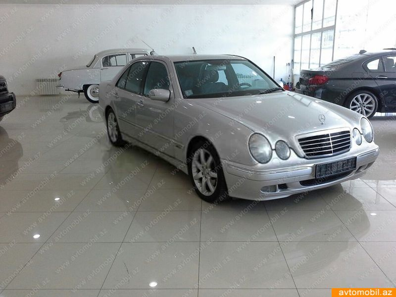 Mercedes benz e 240 second hand 2000 6500 gasoline for Mercedes benz second
