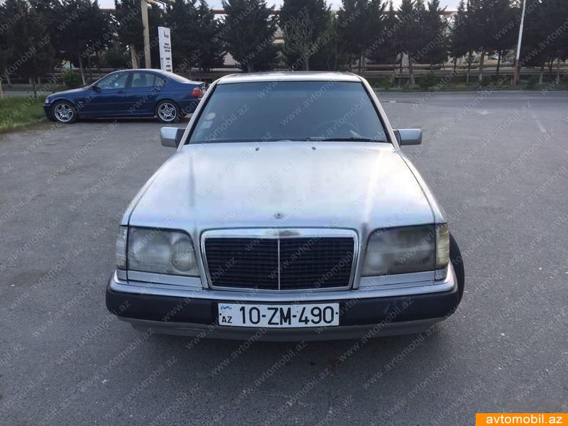 Mercedes benz 200 second hand 1991 2200 diesel for Mercedes benz second