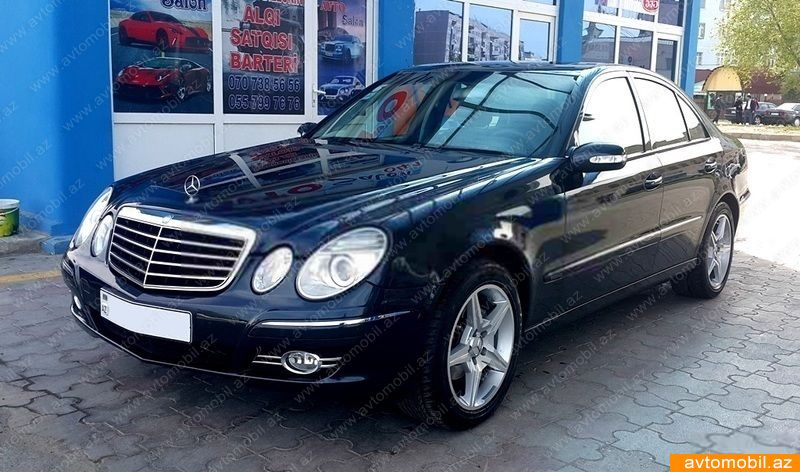 Mercedes benz e 240 second hand 2005 8500 gasoline for Mercedes benz second hand cars