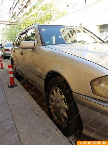 Mercedes-Benz C 200 2.0(lt) 2000 Second hand  $8500