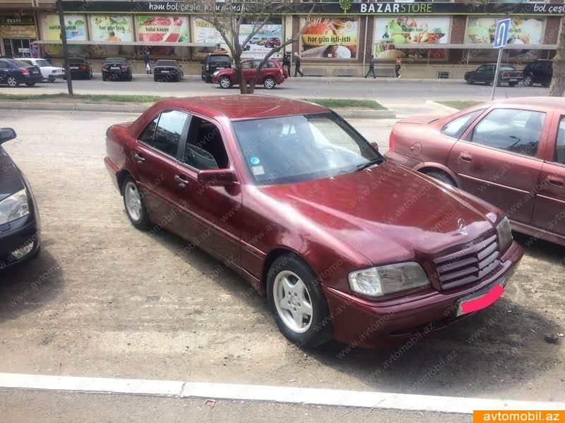 Mercedes benz c 220 second hand 1998 4100 credit for Mercedes benz credit score for lease