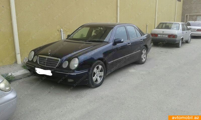 Mercedes benz e 270 second hand 2001 6500 diesel for 2nd hand mercedes benz