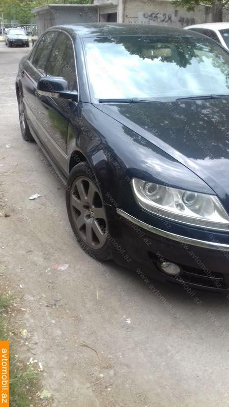 Volkswagen Phaeton 6.0(lt) 2003 Подержанный  $7000