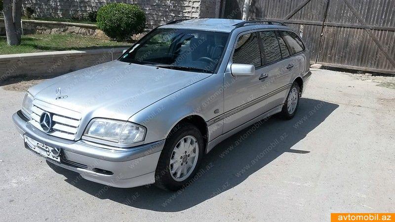 Mercedes-Benz C 180 1.8(lt) 1997 İkinci əl  $4000