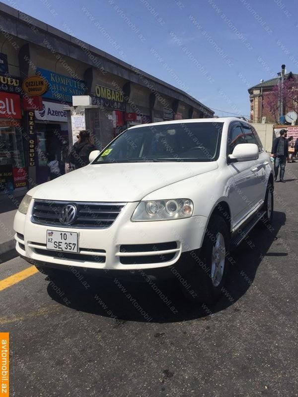 Volkswagen Touareg 3.2(lt) 2004 Подержанный  $12900