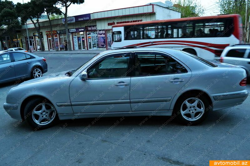 Mercedes benz e 240 second hand 2000 6000 credit for Mercedes benz 2nd hand