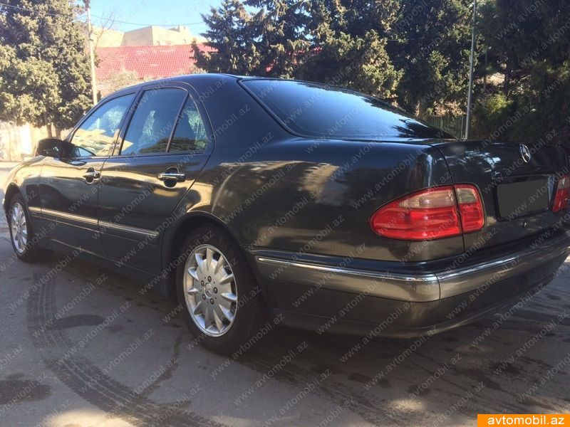 mercedes benz e 240 elegance urgent sale second hand 2002 6650 gasoline transmission. Black Bedroom Furniture Sets. Home Design Ideas