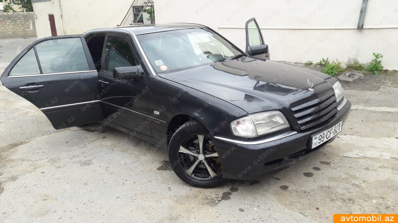 Mercedes benz c 180 urgent sale second hand 1997 4400 for 2nd hand mercedes benz