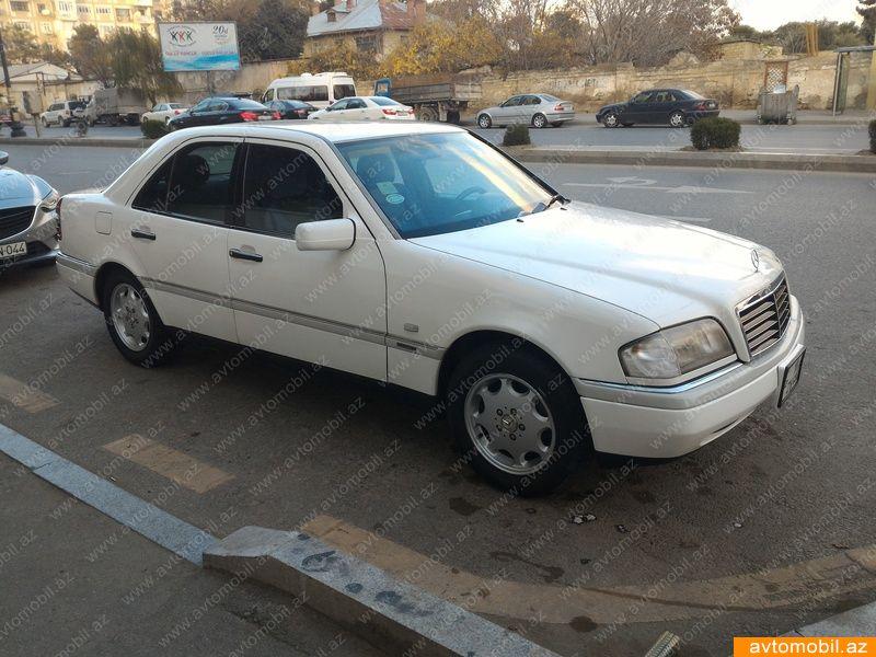 Mercedes-Benz C 200 2.0(lt) 1994 Second hand  $6300