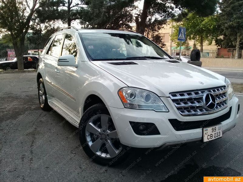 Mercedes benz ml 350 urgent sale second hand 2010 21300 for 2nd hand mercedes benz