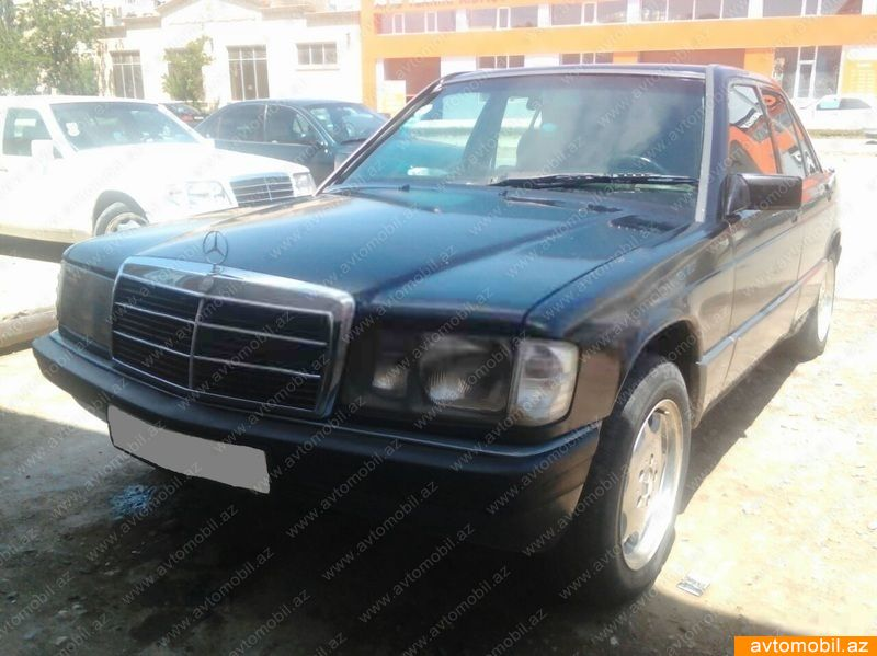 Mercedes benz 190 second hand 1992 1600 gasoline for 2nd hand mercedes benz