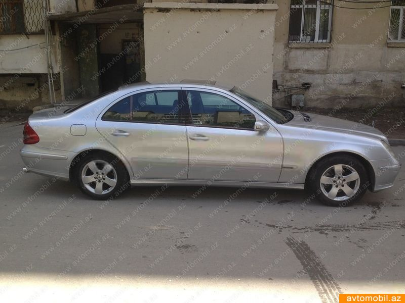 Mercedes benz e 320 second hand 2004 7300 diesel for Mercedes benz 2nd hand