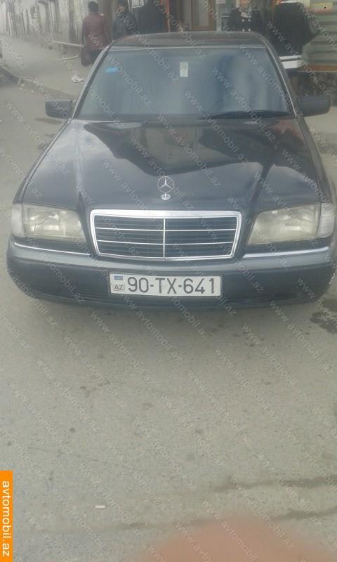 Mercedes-Benz C 220 2.2(lt) 1995 İkinci əl  $3400