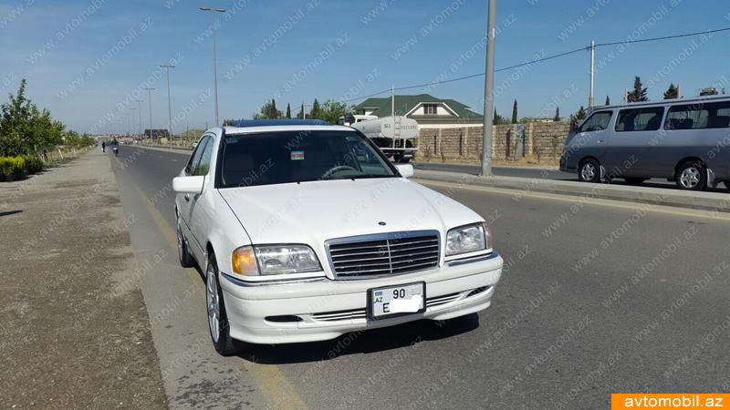 Mercedes-Benz C 230 2.3(lt) 1999 İkinci əl  $6500