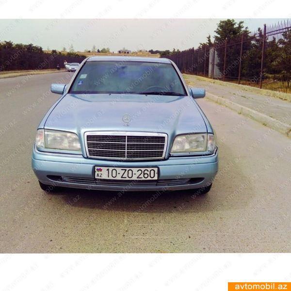Mercedes-Benz 220 2.2(lt) 1994 İkinci əl  $4700