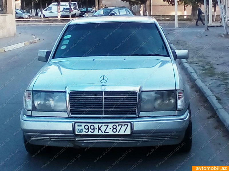 Mercedes benz 230 urgent sale second hand 1992 4600 for Mercedes benz second