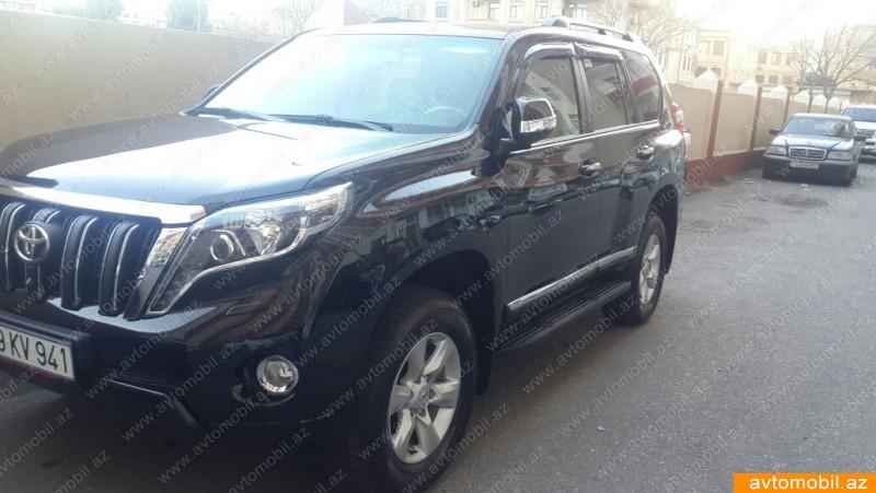 Toyota Prado 2.7(lt) 2013 İkinci əl  $30300