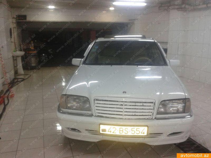 Mercedes-Benz C 220 2.2(lt) 1995 İkinci əl  $5500