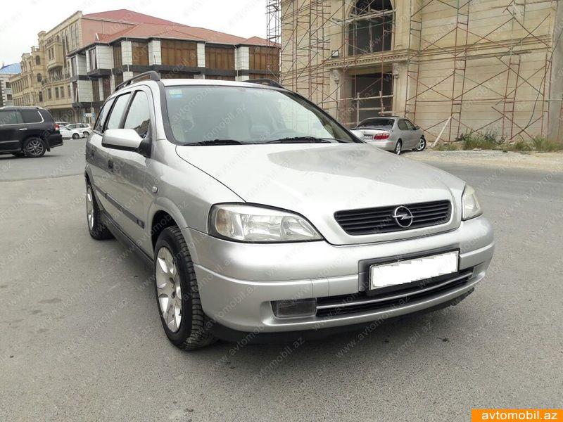 Opel Astra 1.6(lt) 2000 İkinci əl  $6100