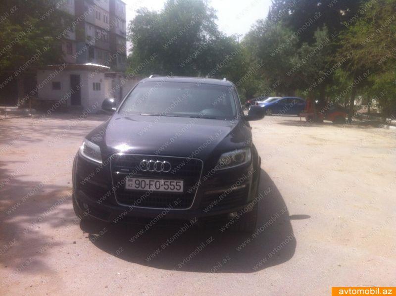 Audi Q7 4.2(lt) 2007 İkinci əl  $29000
