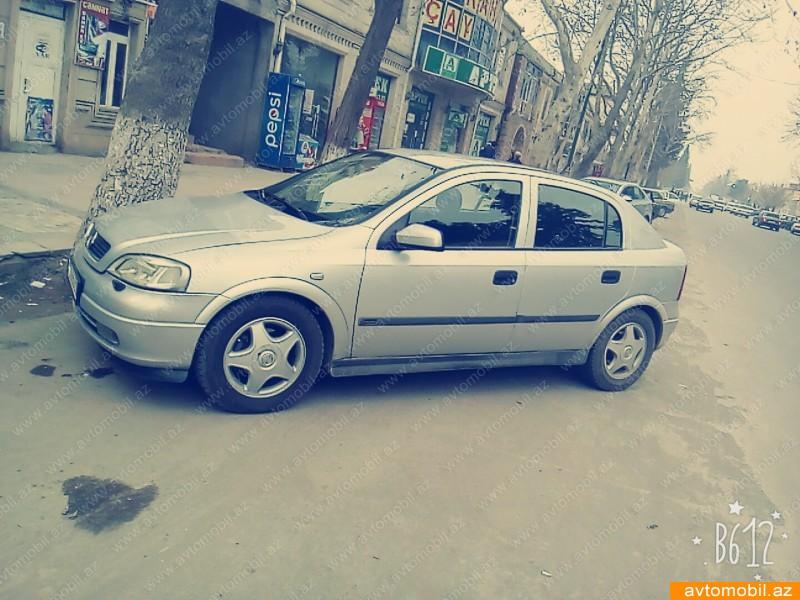 Opel Astra 2.0(lt) 1999 Подержанный  $3500
