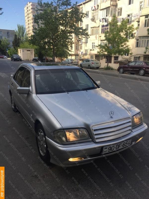 Mercedes-Benz 280 2.8(lt) 1997 İkinci əl  $6300