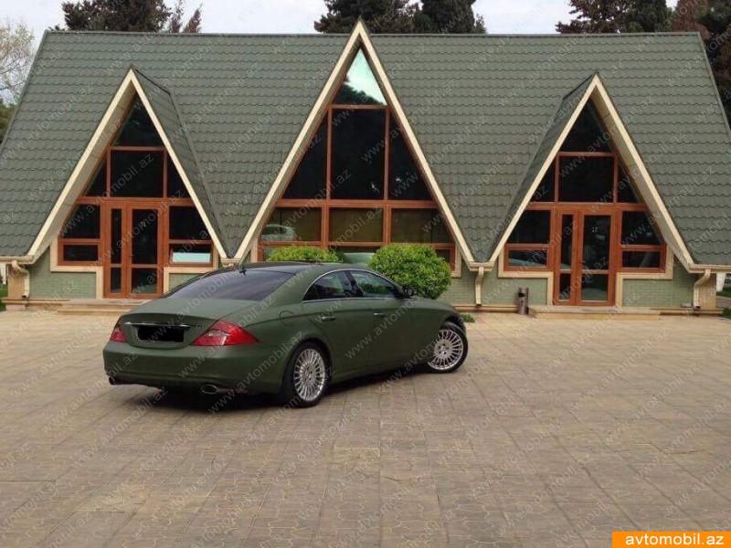 Mercedes-Benz CLS 500 5.0(lt) 2005 İkinci əl  $18900