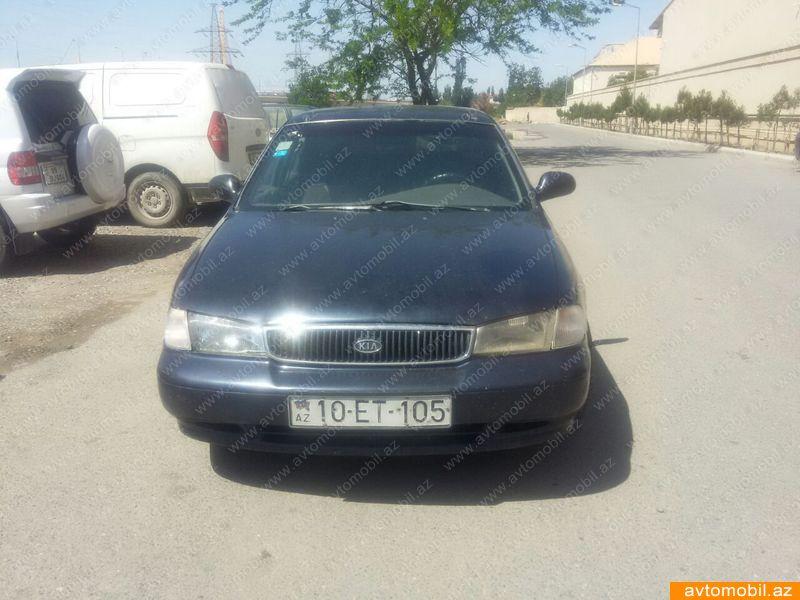 Kia Clarus 2.0(lt) 1998 Подержанный  $1300