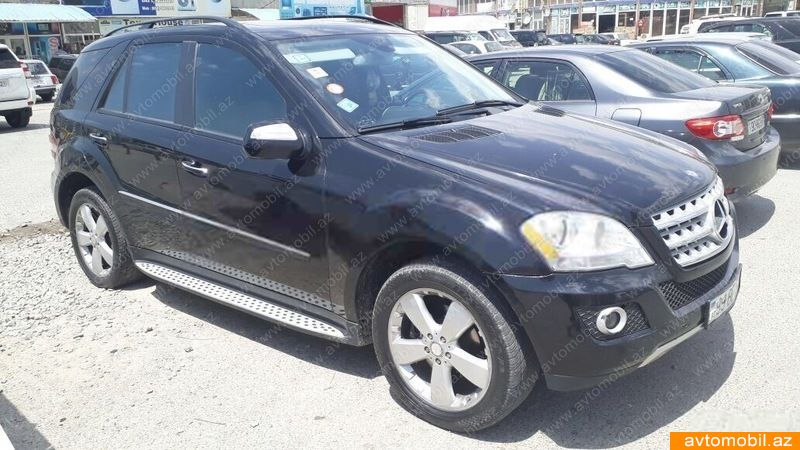 Mercedes benz ml 350 second hand 2009 16500 gasoline for 2nd hand mercedes benz
