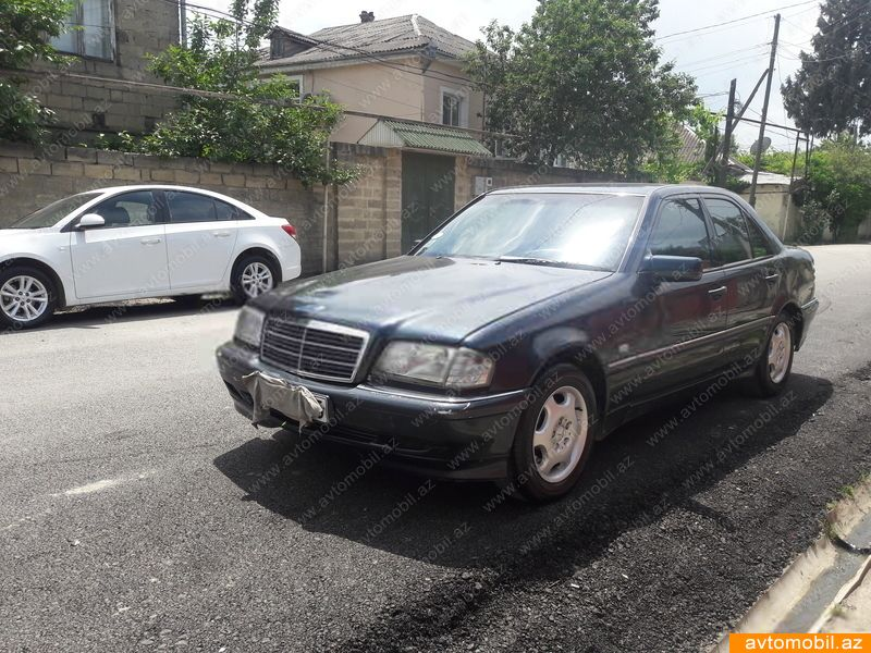 Mercedes benz c 200 second hand 1998 4100 gasoline for Second hand mercedes benz