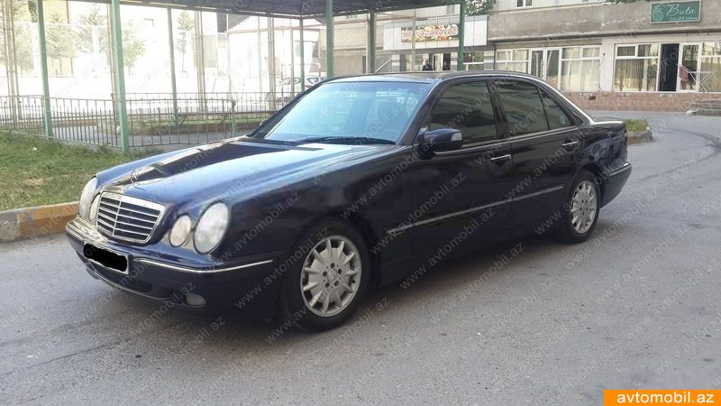 Mercedes benz e 220 second hand 2001 6300 diesel for 2nd hand mercedes benz